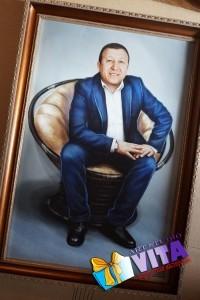 Портрет мужчине в Коломне