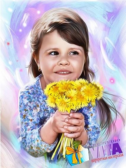 Оригинальный портрет в Новокузнецке