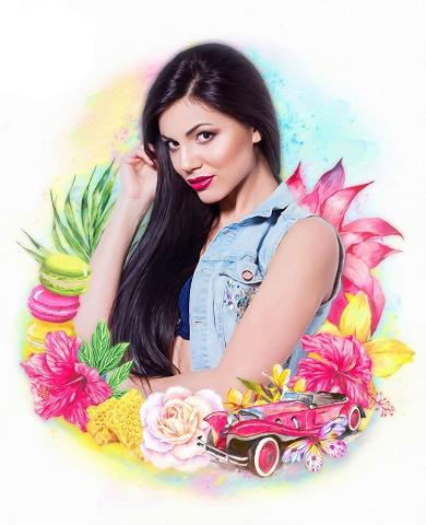 Цветочный Арт